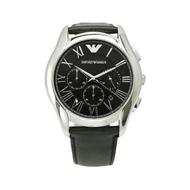 9f7c5dfd0c1 Relógio Masculino Emporio Armani Modelo AR1700 Pulseira em Couro   A prova  d  água