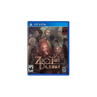 Jogo Zero Time Dilemma - PS Vita