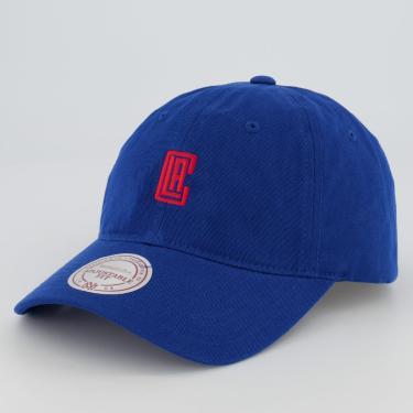 Boné Mitchell  Ness NBA Los Angeles Clippers Azul