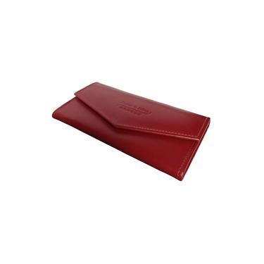 Carteira Feminina Em Couro Legítimo Pequena - Porta Cartão Notas Moeda Cnh - Com Ziper Porta Níquel