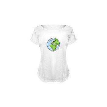 Camiseta Bata Terra Draw