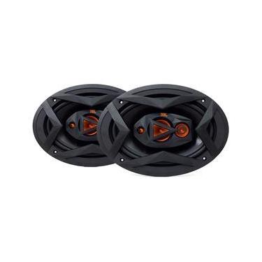 Par de Alto-Falantes 6x9`` JBL Selenium FLEX3 69QDFX100 Triaxial - 100 Watts RMS