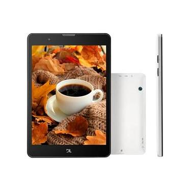 "Imagem de Tablet DL Horizon Lite Tela 7.85"" IPS Internet 3G e Wi-FI Bluetooth 1GB 8GB Android"