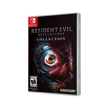 Jogo Resident Evil Collection 1 E 2 Nintendo Switch