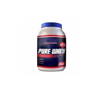 Pure Whey 900g Baunilha - Giants Nutrition