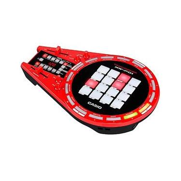 Controlador DJ Casio Trackformer XWPD1