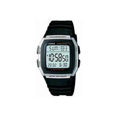 e24209839d7 Relógio Masculino Casio Digital Esportivo W-96H-1AVDF