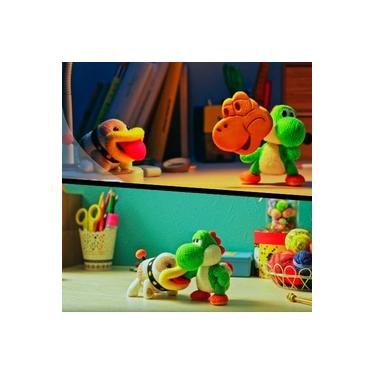 Poochy & Yoshi's Woolly World - 3ds