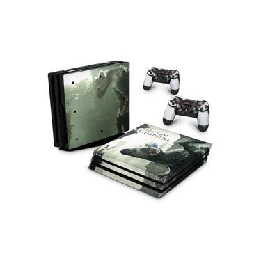 Skin Adesivo para PS4 Pro - The Last Guardian