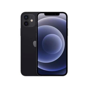 Imagem de Iphone 12 Apple 128Gb - Preto Tela 6,1 12Mp Ios