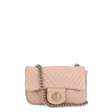 005dcbe81 Bolsa Couro Dumond Mini Bag Alça Corrente Matelassê Feminina - Feminino