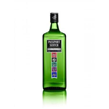 Passport Scotch Whisky Escocês - 1L - Pernod ricard
