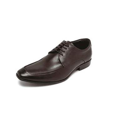 Sapato Democrata Social Masculino Metropolitan Bellagio Mahogany