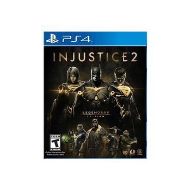 Injustice 2 Legendary Edition - PS4 (Versão em Inglês)