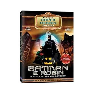 Imagem de Dvd Col Super Herois Do Cinema Batman E Robin