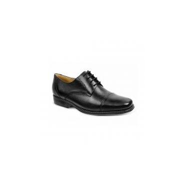 Sapato social masculino derby sandro moscoloni premium preto black - de6f23afb71