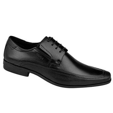 Sapato Social Ferracini Liverpool Preto Masculino 39 1c795449ecc