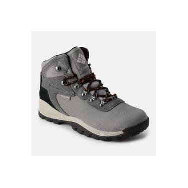 Bota Columbia Newton Ridge Plus II WP Masc - Cinza