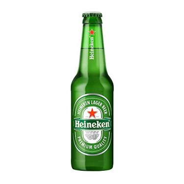Cerveja Heineken Shot Long Neck 250ml