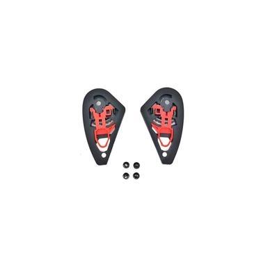 kit Reparo Fixação Viseira Capacete Helt 993 Race / 991 Speed / MT Thunder-Blade Polivisor