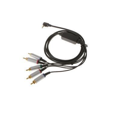 Componente AV TV HDTV Cabo De Chumbo Para Sony PSP 2000/3000 Console 6ft
