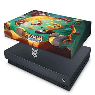 Capa Anti Poeira para Xbox One X - Rayman Legends