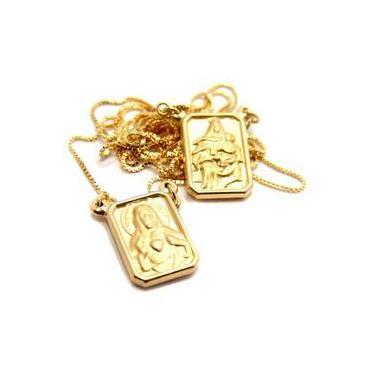 Colar   Cordão Ouro   Joalheria   Comparar preço de Colar   Cordão ... 0b518ebabe