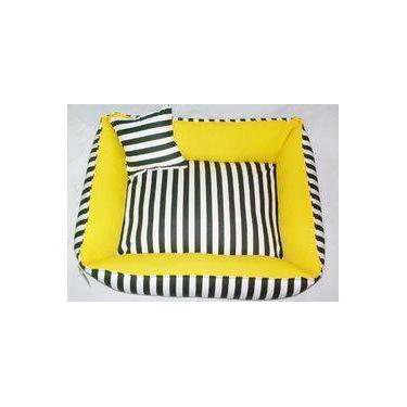 Cama Pet Box Super Confortável - Acompanha Travesseiro