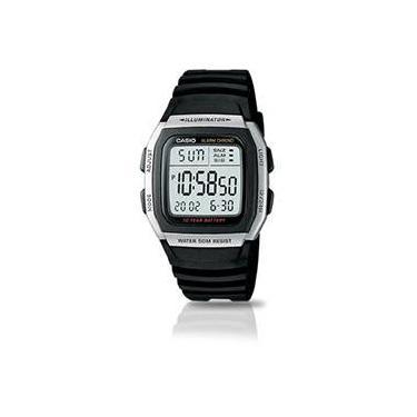 9d38db2490d Relógio Masculino Casio Digital Esportivo W-96H-1AVDF