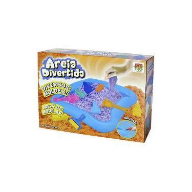Imagem de Areia Mágica Divertida Castelo Modelar Brinquedo