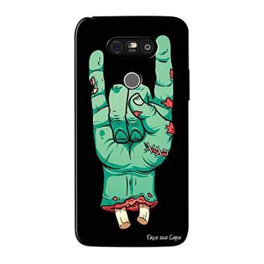 Capa Personalizada para LG G5/G5 SE Rock'n Roll - AT06