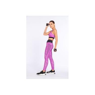 Calça Legging Live! Lines Pocket 43567