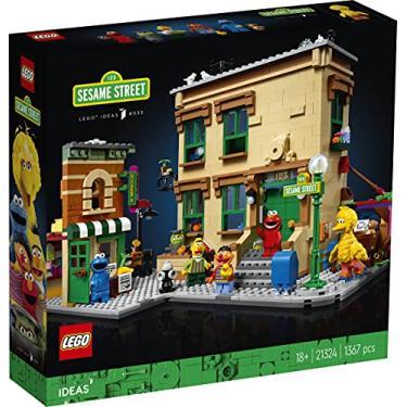 Imagem de LEGO IDEAS 123 Vila Sésamo 21324 (1367 Peças)