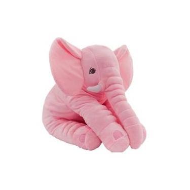 Imagem de Almofada Elefante de Pelúcia - Buba Baby