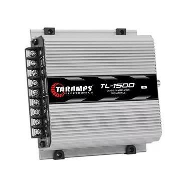 Taramps Módulo Amplificador Tl 1500 2 Ohms 3 Canais Som 390w Rms