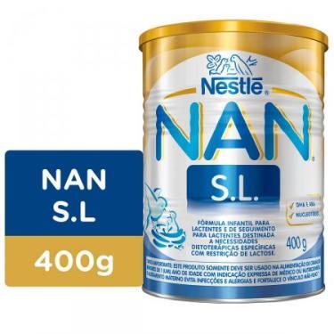 Fórmula Infantil NAN Sem Lactose