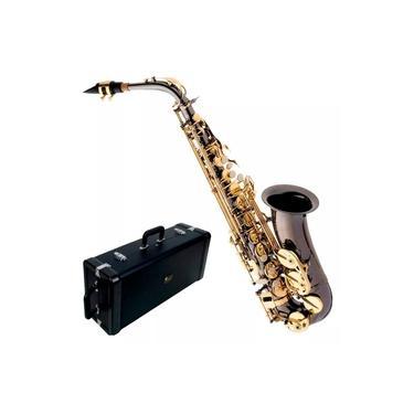 Imagem de Saxofone Alto Eagle SA500 BG Mib (Eb) Com Case