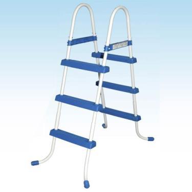 Escada Intex 3 Degraus Para Piscina Inflável Ou Estrutural 91cm
