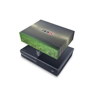 Capa Anti Poeira para Xbox One Fat - Fifa 15