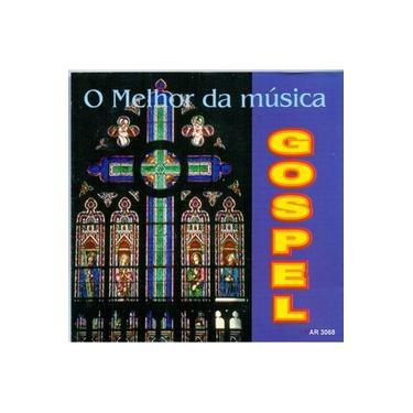 Cd O Melhor Da Música Gospel - Jesus Saviar Pilot Me