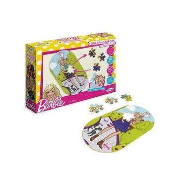Imagem de Quebra-Cabeça - Barbie - 56 peças - Xalingo