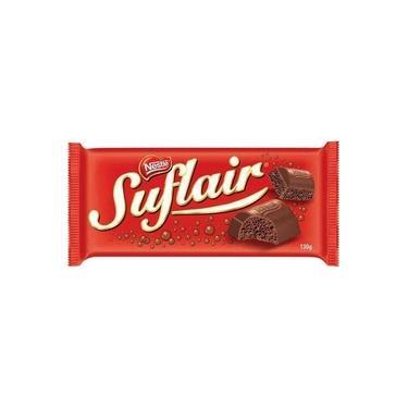 Barra de Chocolate Suflair Ao Leite Nestlé 50g