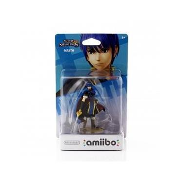 Boneco Amiibo Marth para Nintendo Wii U