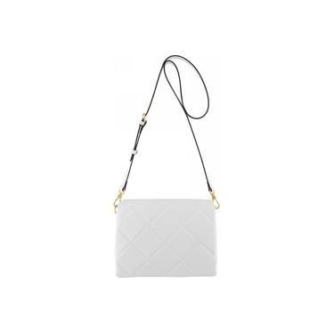 Bolsa de Couro Feminina Luz Da Lua 6440V2.21 Branco