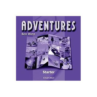 Adventures Starter Classe CDs (2) - Wetz - 9780194703284