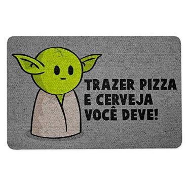 Capacho Star Wars Mestre Mini-Yoda