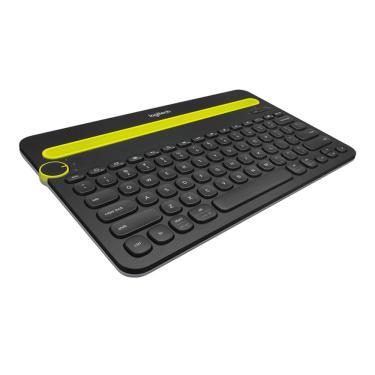 Teclado Logitech Multi Device Bluetooth K480 Cinza Sem Ç