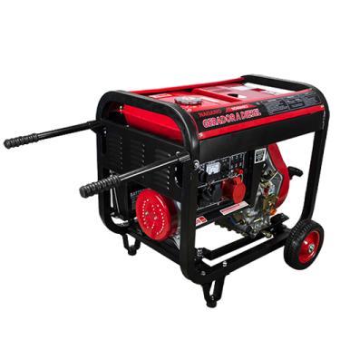 Gerador de Energia a Diesel  8 KVA  Trifásico 110/220v Partida Elétrica - ND8000E3