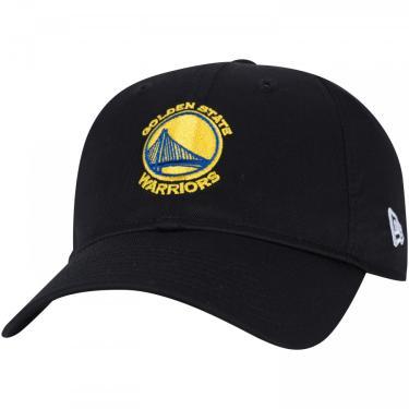 Boné Aba Curva New Era 920 Golden State Warriors Special - Strapback - Adulto New Era Unissex