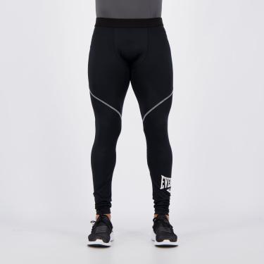 Calça Legging Everlast Sport Preta - G